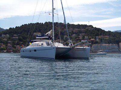 Catamarans LADY MARIGOT, Manufacturer: ALLIAURA MARINE, Model Year: 2004, Length: 58ft, Model: Privilege 585, Condition: Used, Listing Status: Catamaran for Sale, Price: EURO 950000