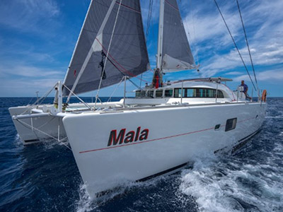 Catamaran for Sale Lagoon 570  in Split Croatia MALA Thumbnail for Listing Preowned Sail