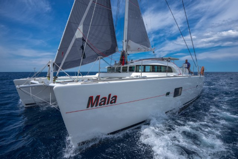 Catamaran for Sale Lagoon 570  in Split Croatia MALA  Preowned Sail
