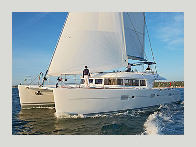 New Sail Catamaran for Sale  Lagoon 620