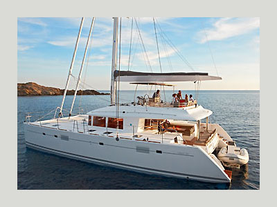 New Sail Catamaran for Sale  Lagoon 560
