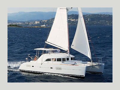 New Sail Catamaran for Sale  Lagoon 380