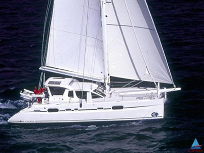 Catamarans CICERON, Manufacturer: CATANA, Model Year: 2005, Length: 52ft, Model: Catana 52, Condition: Used, Listing Status: SOLD, Price: EURO 600000
