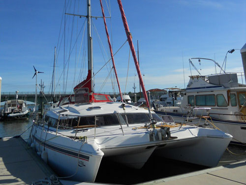Preowned Sail Catamarans for Sale 1993 Prout 39