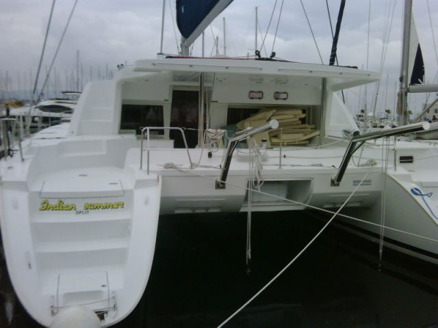 Catamarans INDIAN SUMMER, Manufacturer: LAGOON, Model Year: 2009, Length: 50ft, Model: Lagoon 500, Condition: Used, Listing Status: Catamaran for Sale, Price: EURO 520000