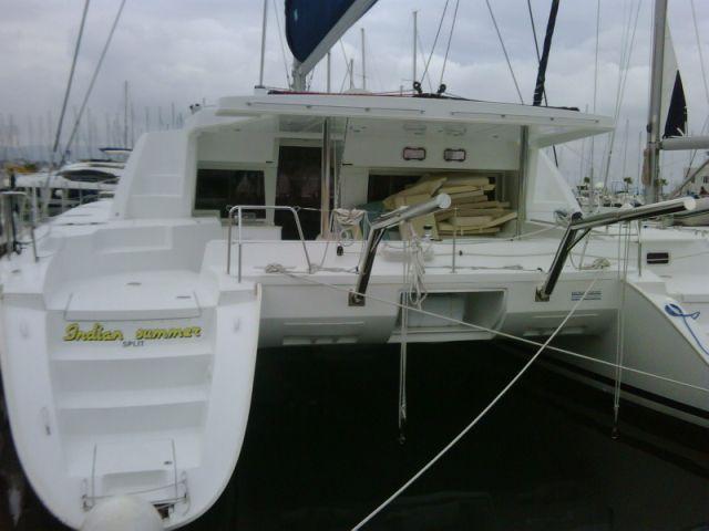 Preowned Sail Catamarans for Sale 2009 Lagoon 500