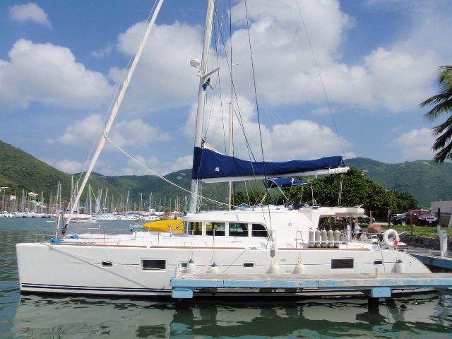 Preowned Sail Catamarans for Sale 2007 Lagoon 500