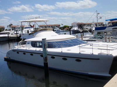SOLD Prowler 450  in Jupiter Florida (FL)  HOT DOG Thumbnail for Listing Preowned Power