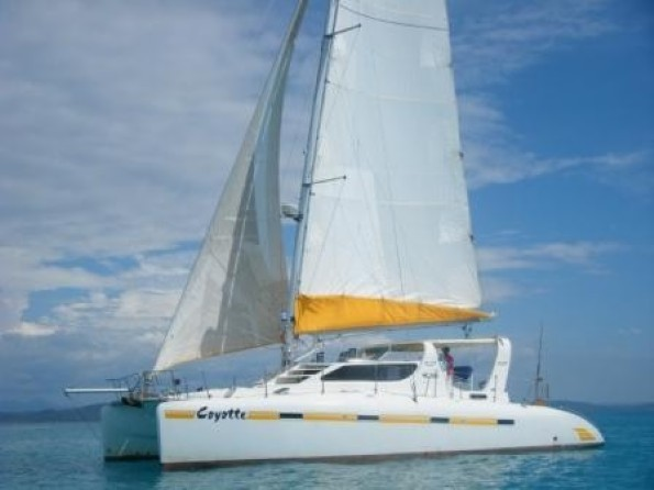 Preowned Sail Catamarans for Sale 2005 Dean 440
