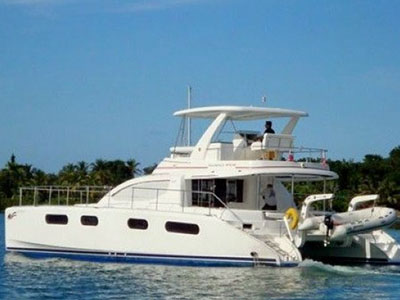 SOLD Leopard 47  in Marsh Harbour Bahamas EXIT STRATEGY Thumbnail for Listing Preowned Power