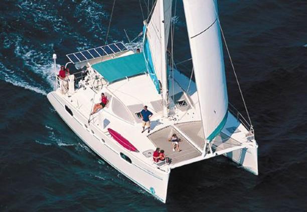 Preowned Sail Catamarans for Sale 1999 Catana 471
