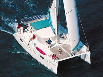 Catamarans HEMINGWAY, Manufacturer: CATANA, Model Year: 1999, Length: 47ft, Model: Catana 471, Condition: Used, Listing Status: SOLD, Price: EURO 300000