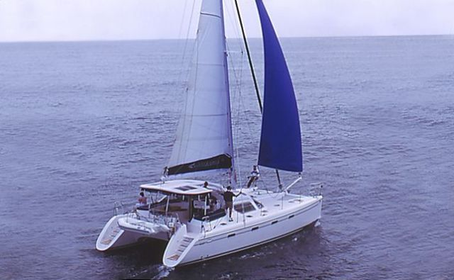 Catamarans BASIA, Manufacturer: ALLIAURA MARINE, Model Year: 2007, Length: 45ft, Model: Privilege 445, Condition: Used, Listing Status: Catamaran for Sale, Price: USD 599000