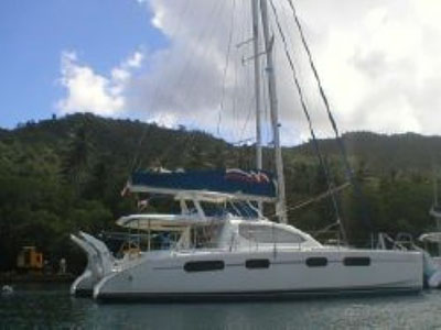 Catamarans TELL TALES, Manufacturer: ROBERTSON & CAINE, Model Year: 2007, Length: 46ft, Model: Leopard 46 , Condition: Used, Listing Status: SOLD, Price: USD 359000