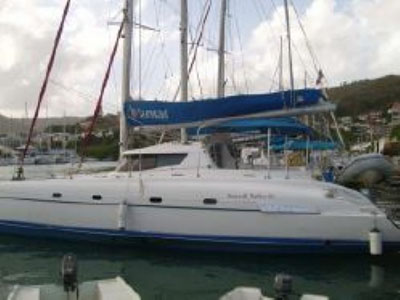 Catamarans BULOT, Manufacturer: FOUNTAINE PAJOT , Model Year: 2003, Length: 46ft, Model: Bahia 46, Condition: Used, Listing Status: SOLD, Price: USD 219000