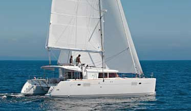 New Sail Catamarans for Sale 2012 Lagoon 450