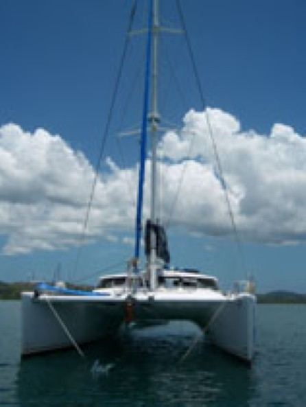 Catamarans ISLANDS K-YOTE, Manufacturer: FOUNTAINE PAJOT , Model Year: 1999, Length: 56ft, Model: Marquises 56, Condition: Used, Listing Status: SOLD, Price: EURO 350000