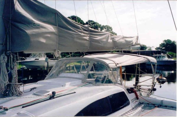 Preowned Sail Catamarans for Sale 2005 Corsair 36