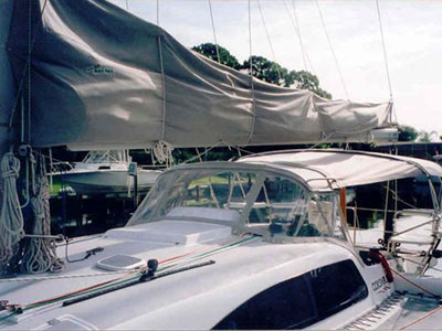 Catamarans THUNDERBALL, Manufacturer: CORSAIR MARINE, Model Year: 2005, Length: 36ft, Model: Corsair 36, Condition: Used, Listing Status: SOLD, Price: USD 189900