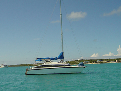 Catamarans LARUS, Manufacturer: PERFORMANCE CRUISING, Model Year: 1992, Length: 32ft, Model: Gemini 3200, Condition: Used, Listing Status: SOLD, Price: USD 47000