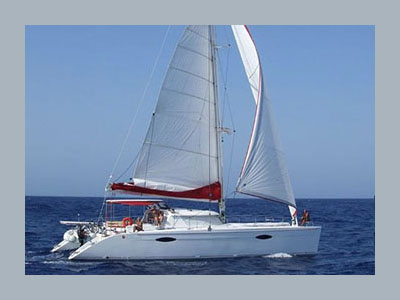 SOLD Eleuthera 60  in Hammamet Tunisia LIBERTY  Preowned Sail