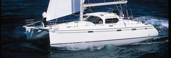Used Sail Catamaran for Sale 2006 Privilege 445