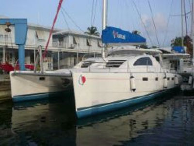Catamarans AFTICA III, Manufacturer: ROBERTSON & CAINE, Model Year: 2007, Length: 43ft, Model: Leopard 43 , Condition: USED, Listing Status: SOLD, Price: USD 290000