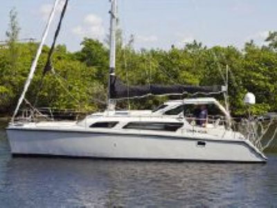 Catamarans SUNFLOWER, Manufacturer: PERFORMANCE CRUISING, Model Year: 2008, Length: 34ft, Model: Gemini 105Mc, Condition: Used, Listing Status: SOLD, Price: USD 140000