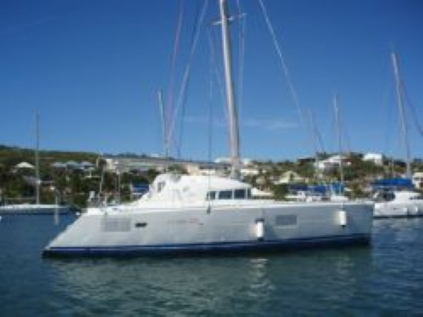 Preowned Sail Catamarans for Sale 2005 Lagoon 410