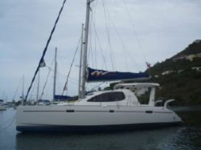 Catamarans ADONIS, Manufacturer: ROBERTSON & CAINE, Model Year: 2007, Length: 40ft, Model: Leopard 40, Condition: USED, Listing Status: SOLD, Price: USD 239000