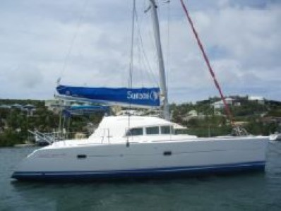 Catamarans BIBICHE, Manufacturer: LAGOON, Model Year: 2003, Length: 41ft, Model: Lagoon 410, Condition: Used, Listing Status: Catamaran for Sale, Price: USD 199000