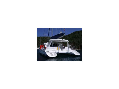 Used Sail Catamarans for Sale 2005 Leopard 43