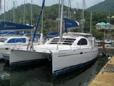 Catamarans BRAHMA FEAR, Manufacturer: ROBERTSON & CAINE, Model Year: 2005, Length: 40ft, Model: Leopard 40, Condition: Used, Listing Status: Catamaran for Sale, Price: USD 200000