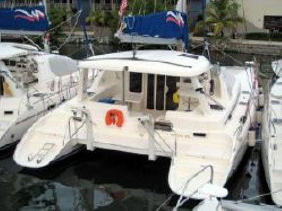Catamarans CHEAP THRILLS IV, Manufacturer: ROBERTSON & CAINE, Model Year: 2006, Length: 43ft, Model: Leopard 43 , Condition: USED, Listing Status: SOLD, Price: USD 265000
