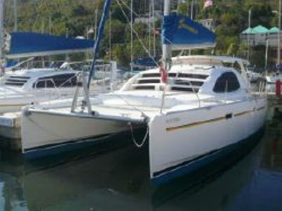 Catamarans DUTCHESS, Manufacturer: ROBERTSON & CAINE, Model Year: 2004, Length: 40ft, Model: Leopard 40, Condition: USED, Listing Status: SOLD, Price: USD 220000