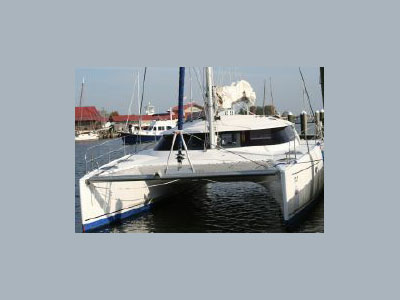 Catamarans ANGEL'S WING, Manufacturer: FOUNTAINE PAJOT , Model Year: 2005, Length: 40ft, Model: Lavezzi 40, Condition: Used, Listing Status: SOLD, Price: USD 245000