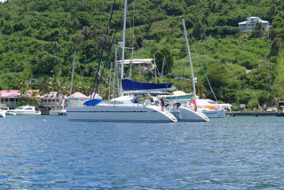 Preowned Sail Catamarans for Sale 2001 Lagoon 570