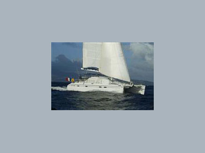 Used Sail Catamaran for Sale 1999 Privilege 465