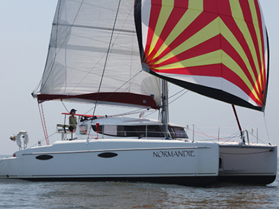 Catamarans NORMANDIE, Manufacturer: FOUNTAINE PAJOT , Model Year: 2009, Length: 36ft, Model: Mahe 36, Condition: Used, Listing Status: SOLD, Price: USD 269000