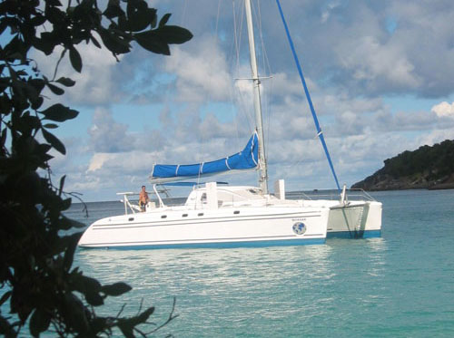 Preowned Sail Catamarans for Sale 1996 Catana 48