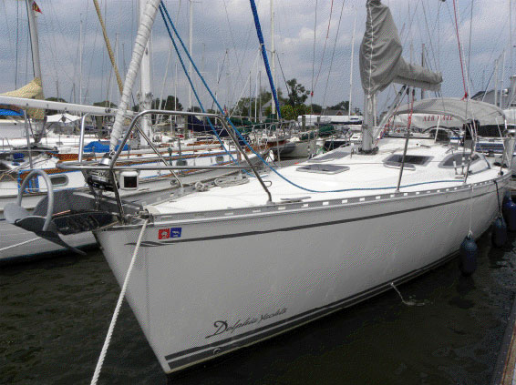 Preowned Sail Catamarans for Sale 2007 Delphia 37