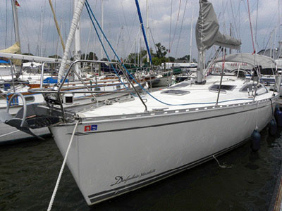 Catamarans MUIRGEN, Manufacturer: DELPHIA YACHTS, Model Year: 2007, Length: 37ft, Model: Delphia 37, Condition: Used, Listing Status: SOLD, Price: USD 168000
