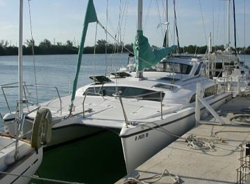 Preowned Sail Catamarans for Sale 2000 Gemini 105Mc