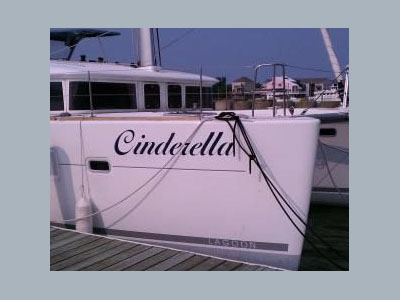 Catamarans CINDERELLA, Manufacturer: LAGOON, Model Year: 2010, Length: 40ft, Model: Lagoon 400, Condition: Used, Listing Status: SOLD, Price: USD 420000