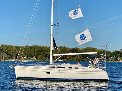 Used Sail Catamarans for Sale 2009 Hunter 36