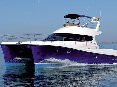 New Power Catamarans for Sale 2015 FlashCat 43