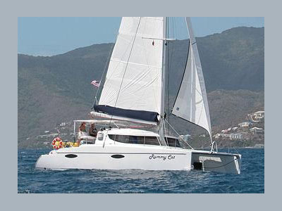 Preowned Sail Catamarans for Sale 2007 Mahe 36