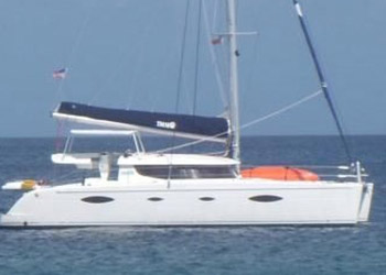 Catamarans FRUITS DE LA MER, Manufacturer: FOUNTAINE PAJOT , Model Year: 2008, Length: 46ft, Model: Salina 48, Condition: USED, Listing Status: Catamaran for Sale, Price: USD 359000