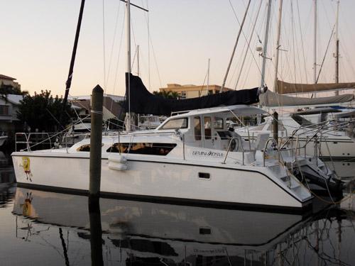 Preowned Sail Catamarans for Sale 2012 Gemini 105Mc