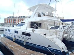 Used Power Catamaran for Sale 2008 Leopard 47